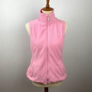 Lilly Pulitzer Fleece Vest